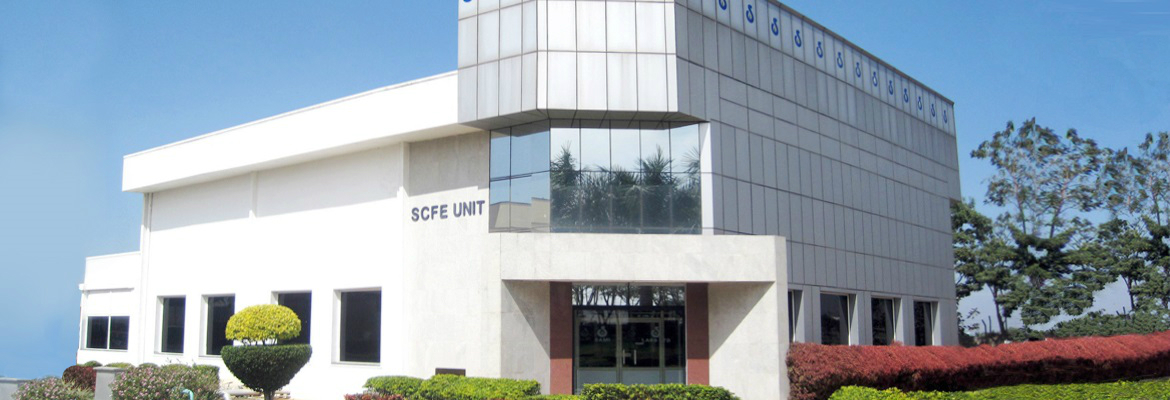 Super Critical Fluid Extraction (SCFE), Nelamangala, Bangalore