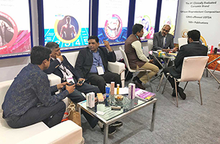 Sami Labs participated in South Asia's largest pharma event CPhI India 2019. The team exhibited its new innovative active ingredients & expertise in formulation manufacturing.