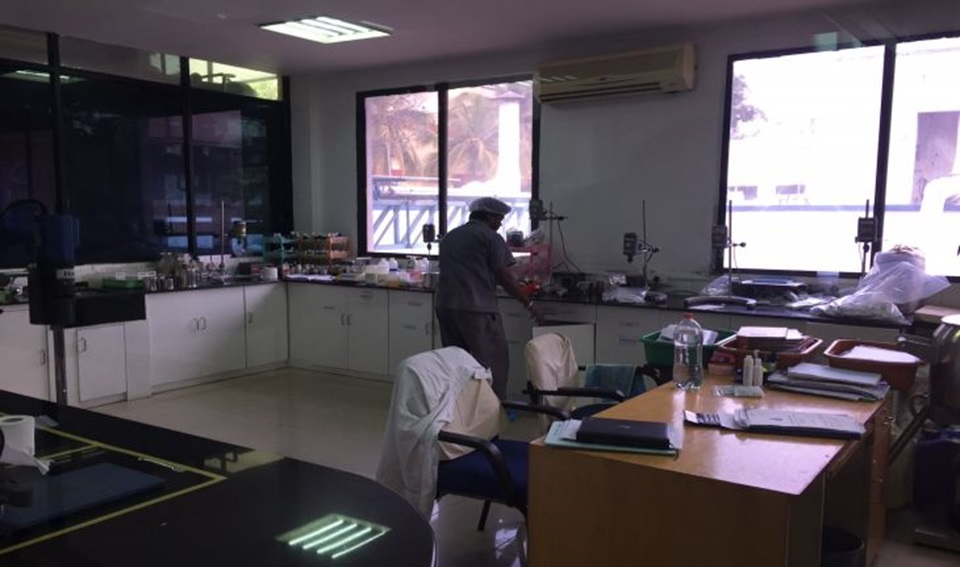 Exploring Sami Labs Production in India