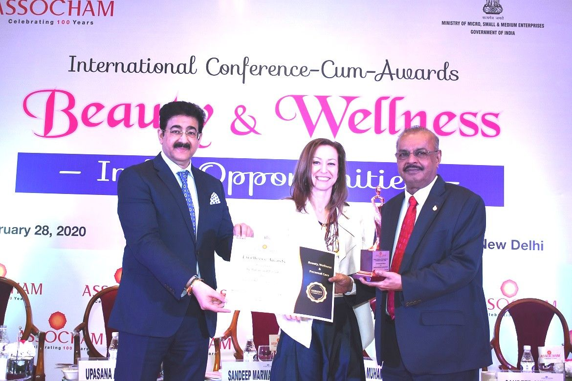 Sami-Sabinsa Group Celebrates Three Prestigious Awards From ASSOCHAM