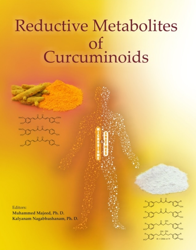 Book on Reductive Metabolites of Curcuminoids